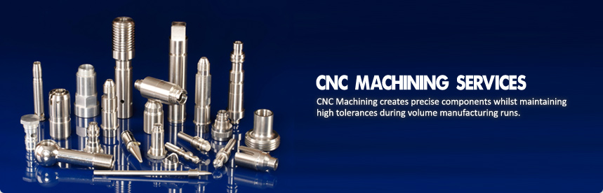 Turner Precision Machining Services